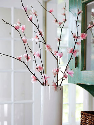 Cherry Blossom Paper Craft