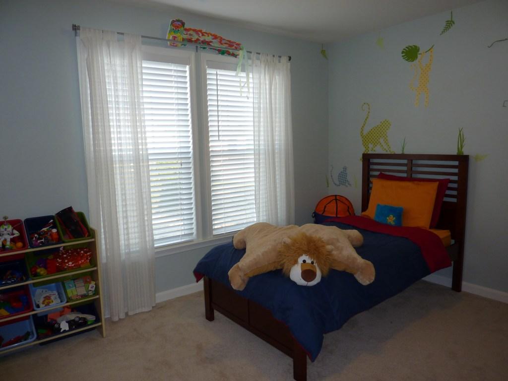 boy's room makeover
