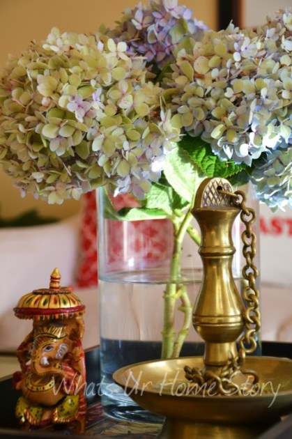 Whats Ur Home Story: coffee table decor, traditional Indian decor