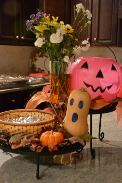 Whats Ur Home Story: Fall table decorating ideas