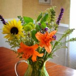 Frugal flowers, Easy and cheap floral arrangements