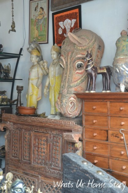 Whats Ur Home Story: antiques in Kochi, Jew street Fort kochi