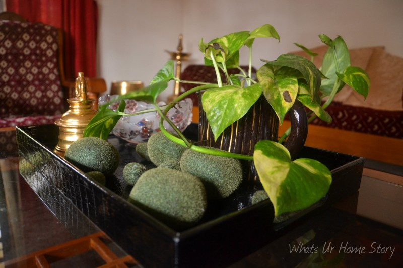 Whats Ur Home Story: Indian Home decor, Indian coffee table decor, traditional indian home decor