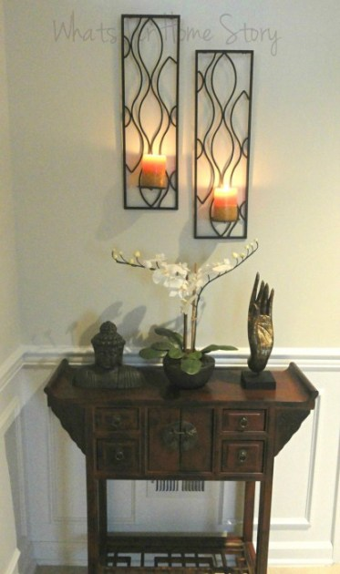 Whats Ur Home Story: Asian Foyer,Eclectic Indian Home