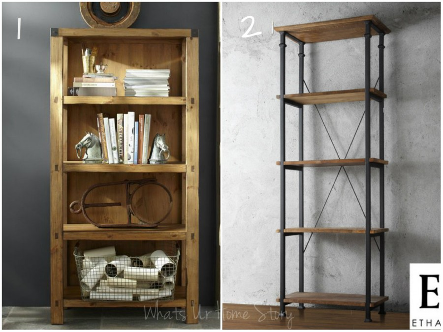Whats Ur Home Story:rustic bookcase