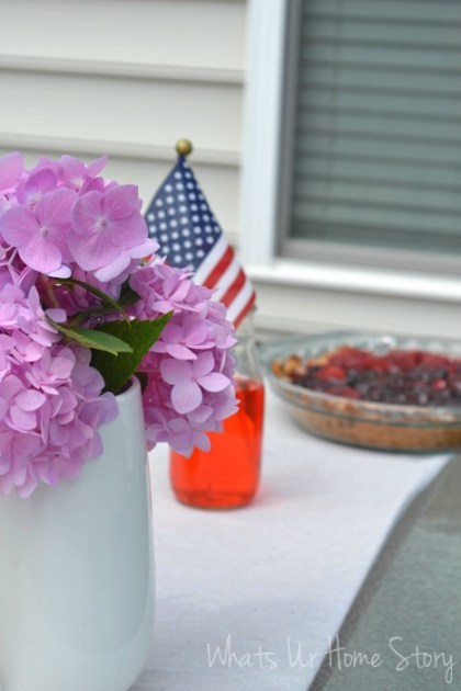 july-4th-decorations,Simple July 4 decor, patriotic decor, july 4th decorations