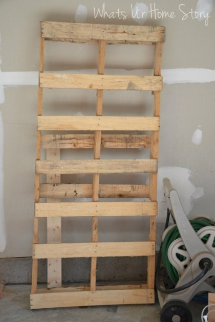 Whats Ur Home Story: pallet  DIY