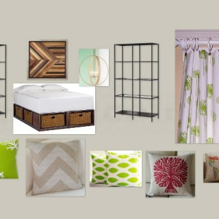 Same Look 4 Less – Spa Decor for the Spare Bedroom