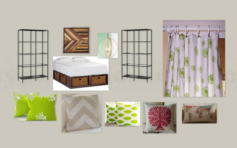 Whats Ur Home Story: Room with natural elements, spa feel decor, spa decor for home