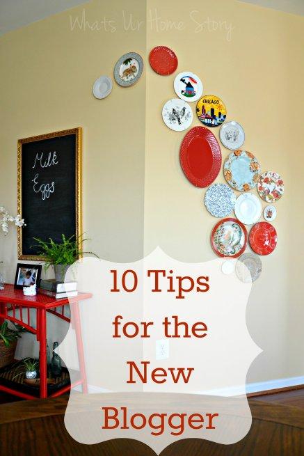 10 blogging tips