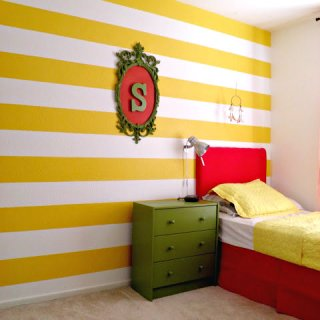 Reader Showcase – Happy & Colorful Kids Room