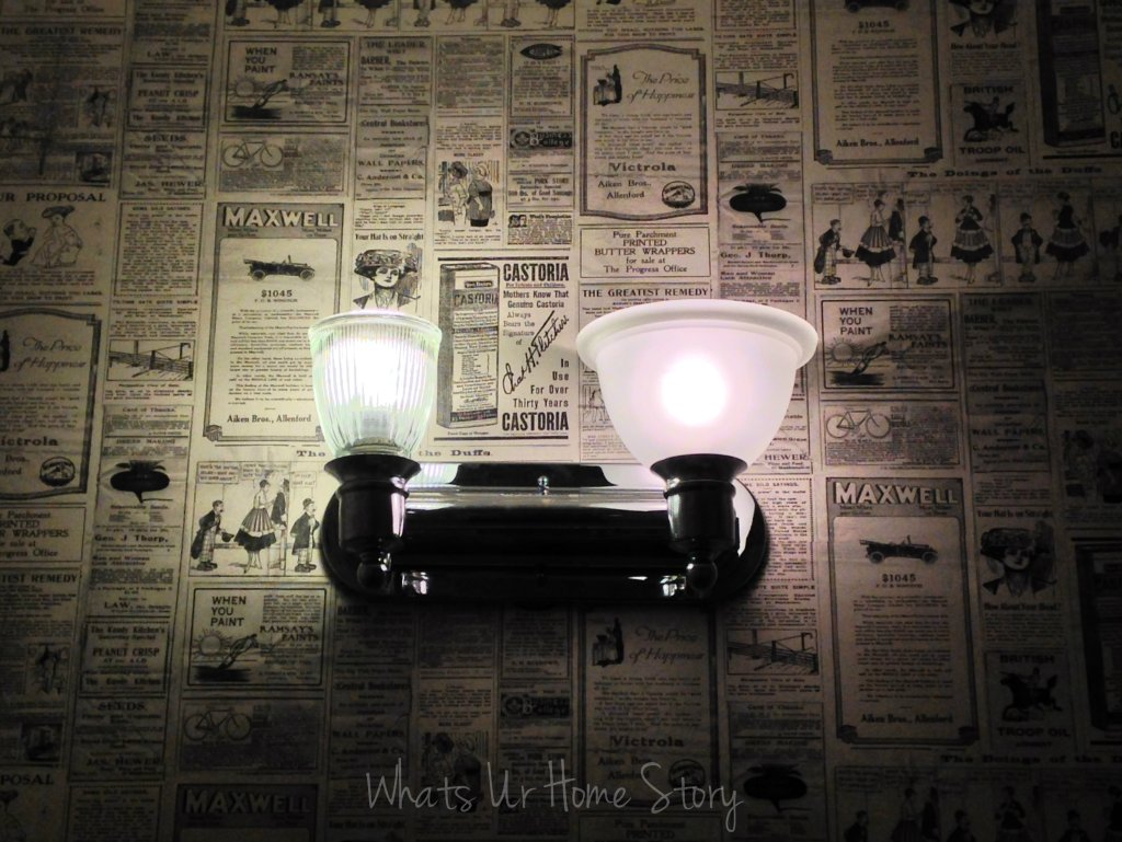 Vanity Lights Up Or Down : Bathroom Lighting Upward Or Downward With Amazing Image eyagci.com