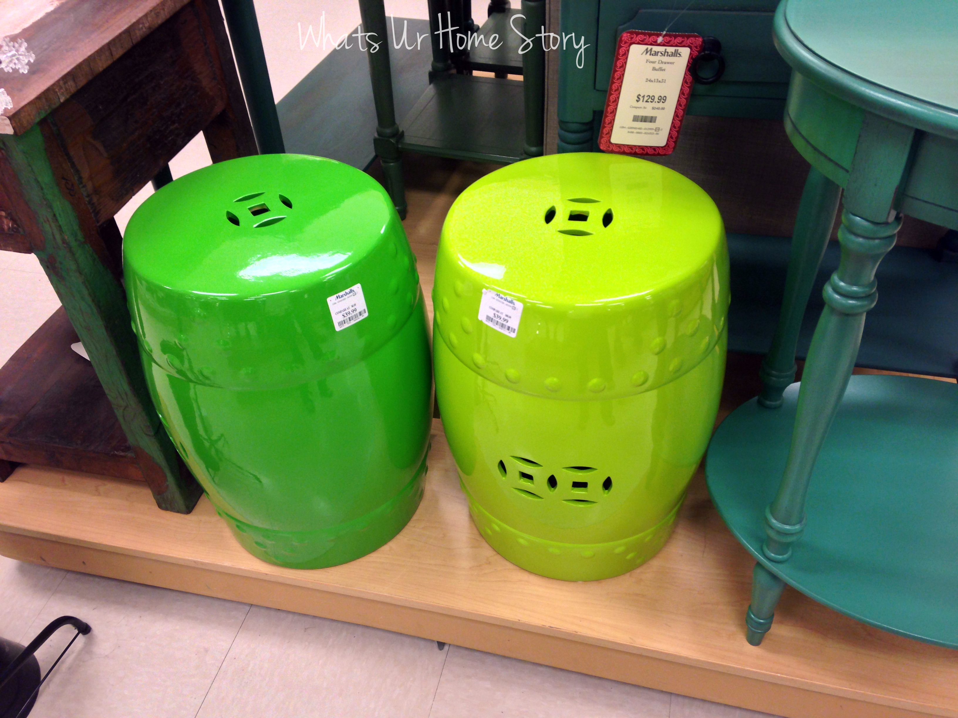 Deal Alert Ceramic Garden Stools Whats Ur Home Story