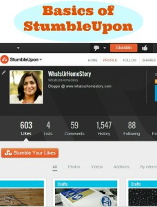 stumbleupon basics, The basics of StumbleUpon, Using StumbleUpon for Traffic