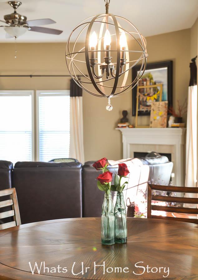 Breakfast Room Chandeliers