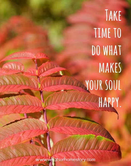 Tips on how to carve time out of your busy schedule to indulge in your creative side; Take time to do quote - creativity quote