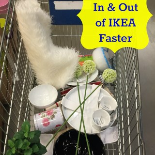 How to Get In and Out of IKEA Fast