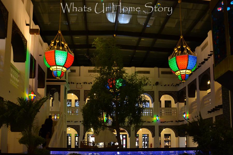 doha-Souq Waqif interior