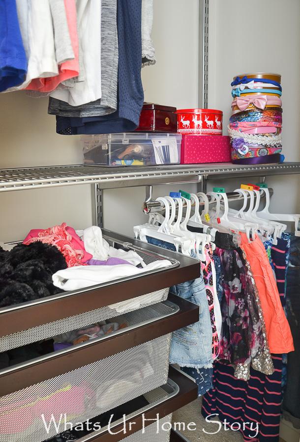 installing elfa closet system
