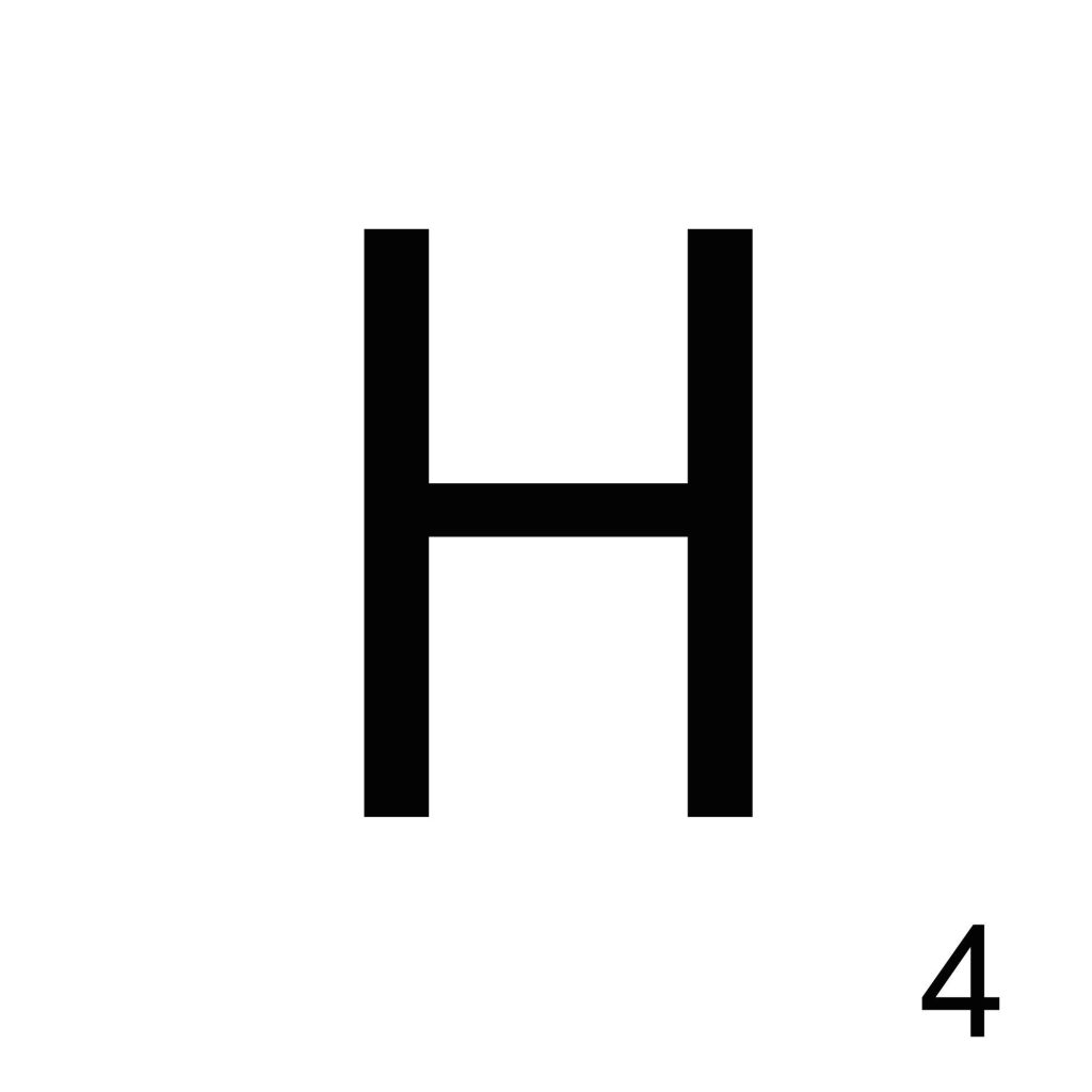 Scrabble Letter H_ Whats Ur Home Story