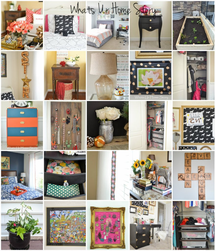 Whats Ur Home Story 2015 Projects