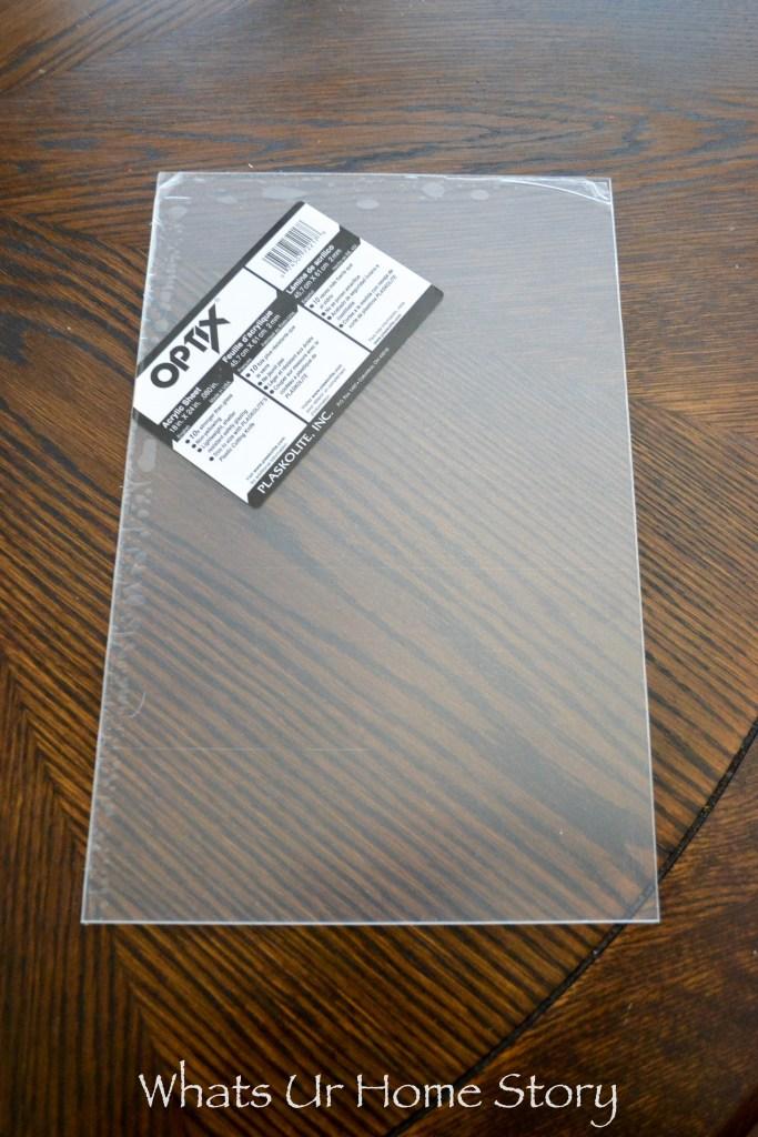 optix acrylic sheet