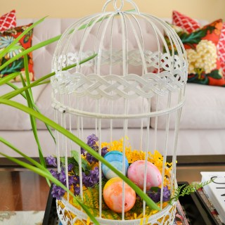 5 Ways to Add the Easter Egg into Your Spring Decor