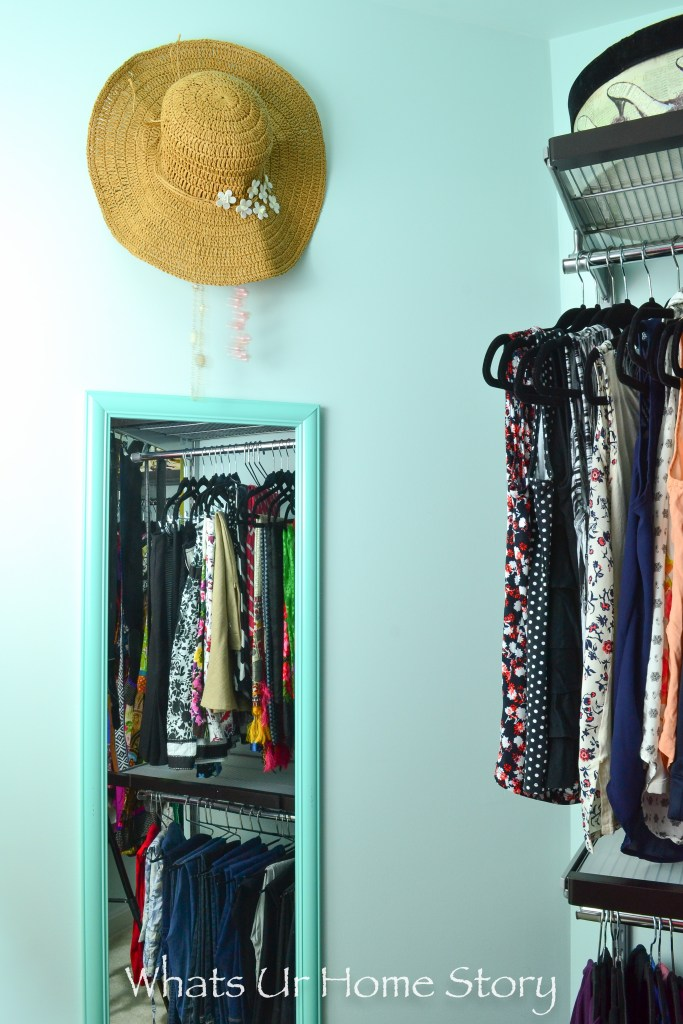 great-use-of-space-in-a-small-walk-in-closet
