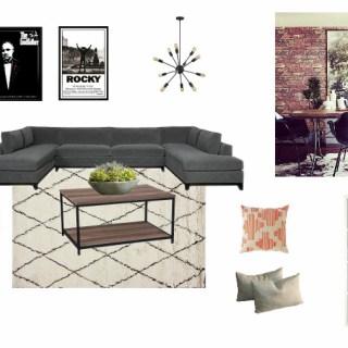 Basement Family Room Plans