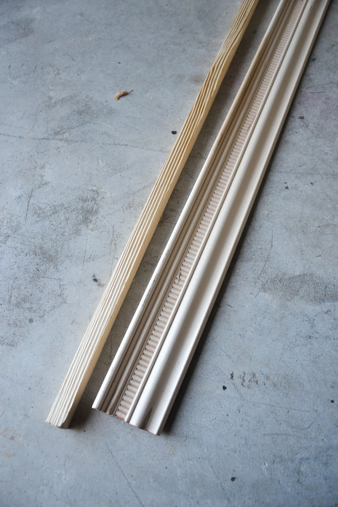 picture frame molding from home depot