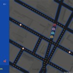 You Can Play Pac-Man in Google Maps Right Now. Go!