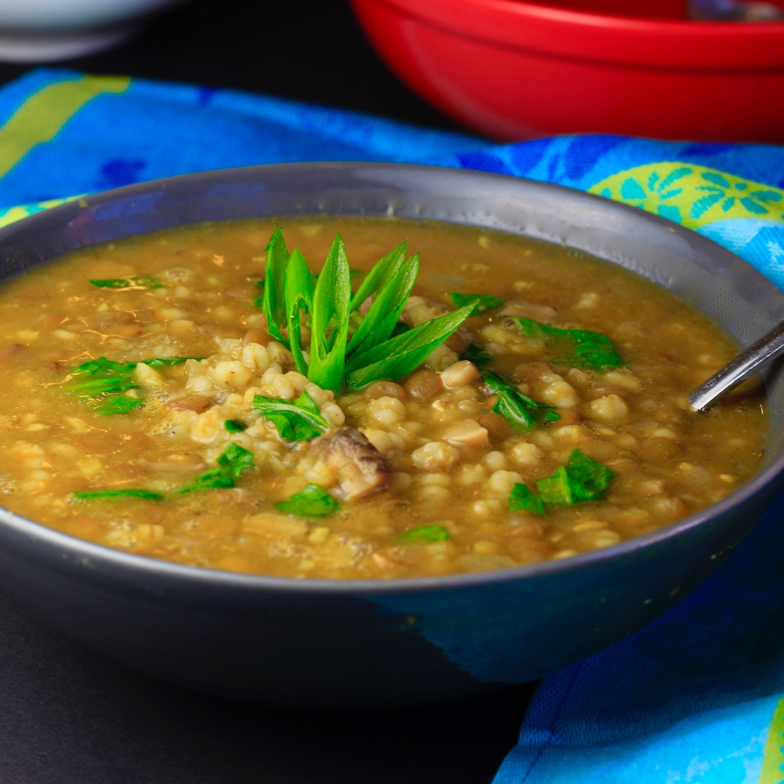 curried-mushroom-barley-lentil-soup-with-spinach
