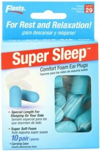 SuperSleepEarPlugs