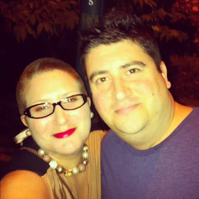 Ash and I 2012