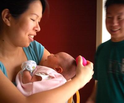 BABY FULL MONTH CELEBRATION