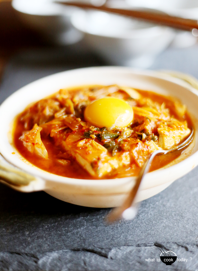 ... soft tofu with kimchi stew Click To Tweet Have a great day and thank