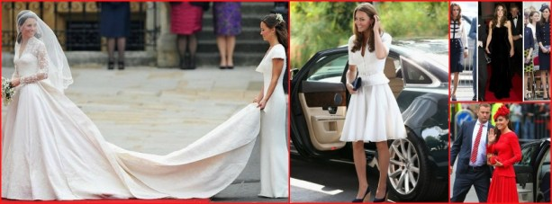 Kate Middleton's favorite Alexander McQueen looks