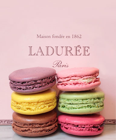 Ladurée Macarons - surely the fastest way to my heart