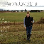 Kate Inspired Outfit: A Day in the Country