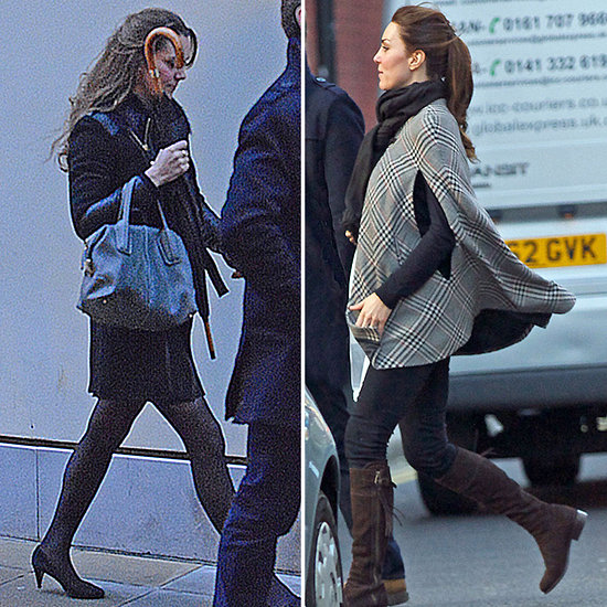 Kate Middleton Baby Bump Shopping London What Would Kate Do