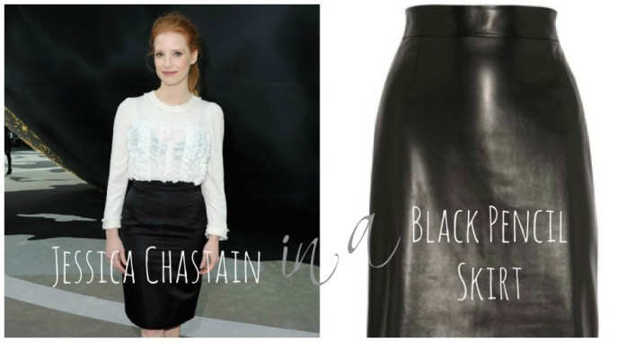 Jessica Chastain Chanel PFW
