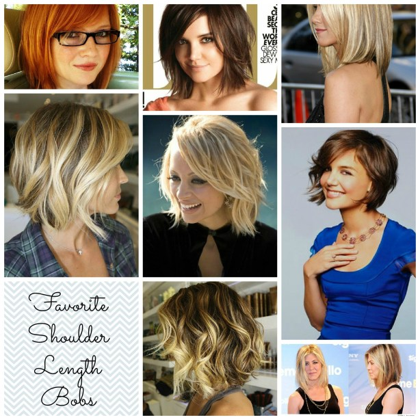 Shoulder Length Bob Inspirations