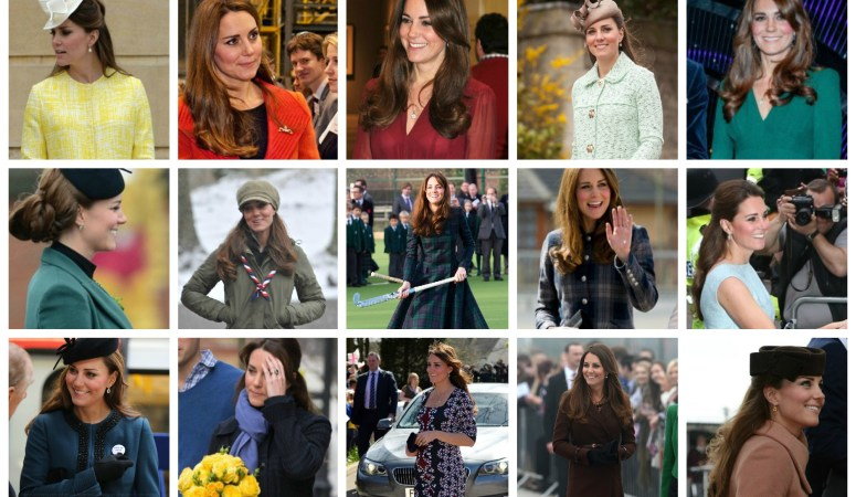 Pregnant Duchess of Cambridge Fashion Choices Kate Middleton