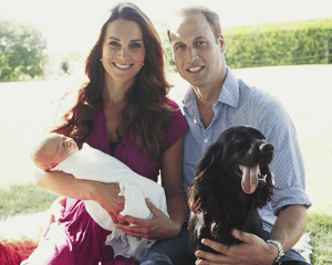 (C) The Duke and Duchess of Cambridge
