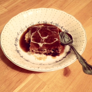 sticky toffee pudding final