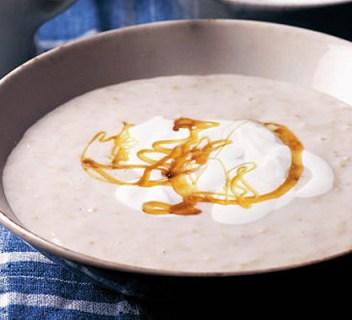 organic porridge-bbc