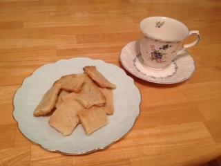 Lavender biscuits-cookies