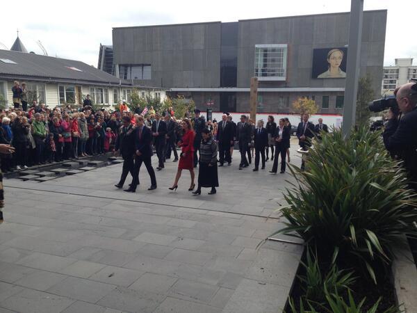 Royal Tour Day 8: Christchurch
