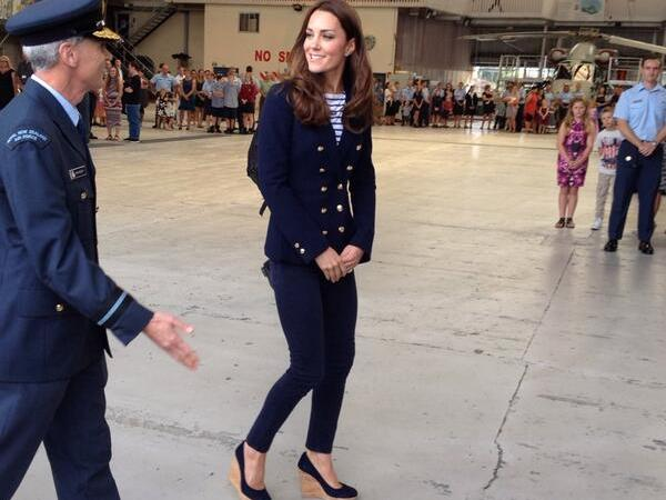 Royal Tour Day 5: Auckland