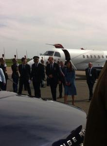 William and Kate attend D-Day Commemorative Events in France